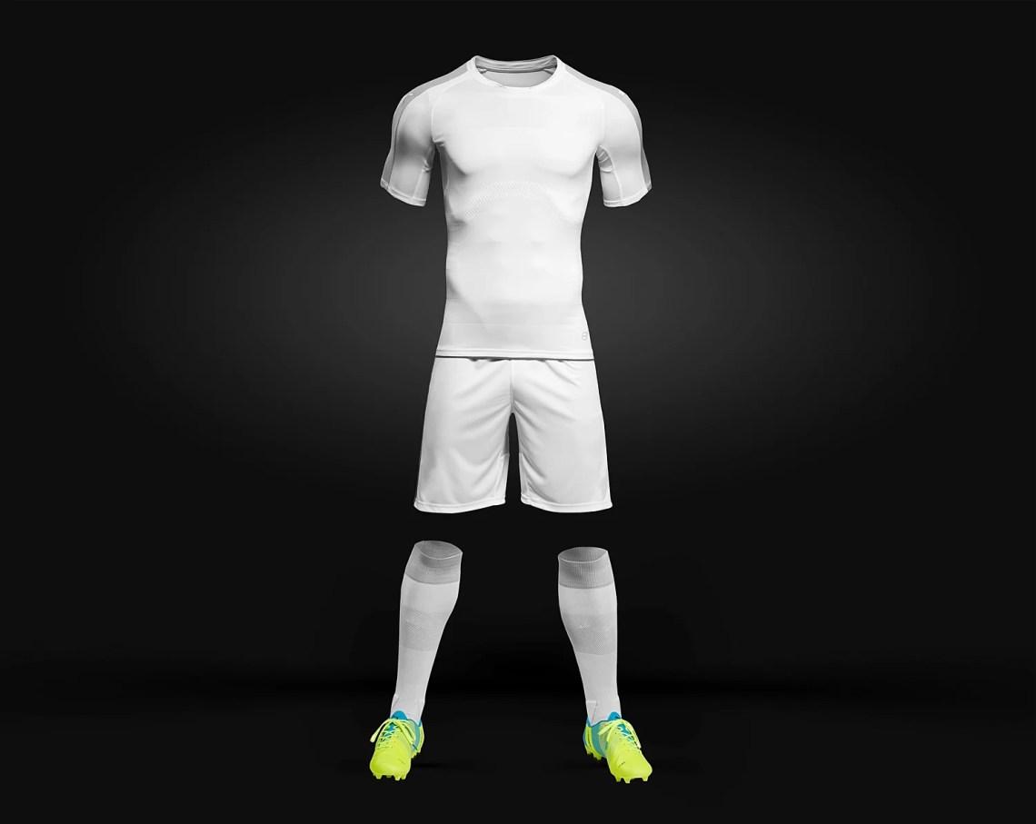 Download Soccer Kit Mockup Free | Free Mockup