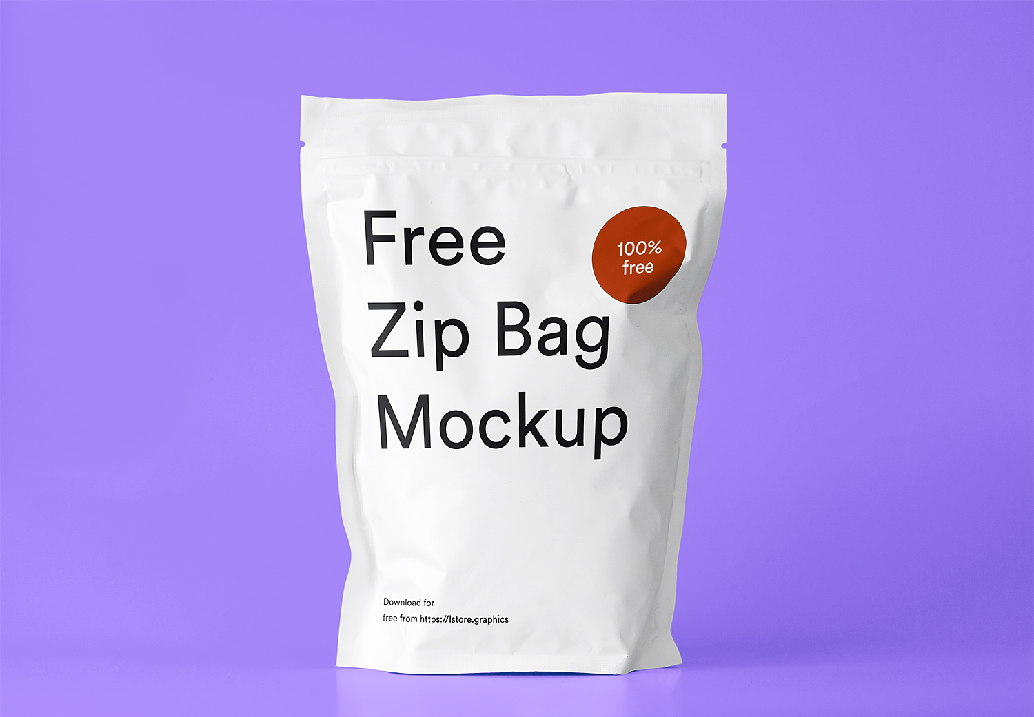 download fabric eco bag that consists of 6 free psd mockups for promoting excusive products, eco bags and other interesting ideas for your business and work. Free Zip Bag Mockup Free Mockup