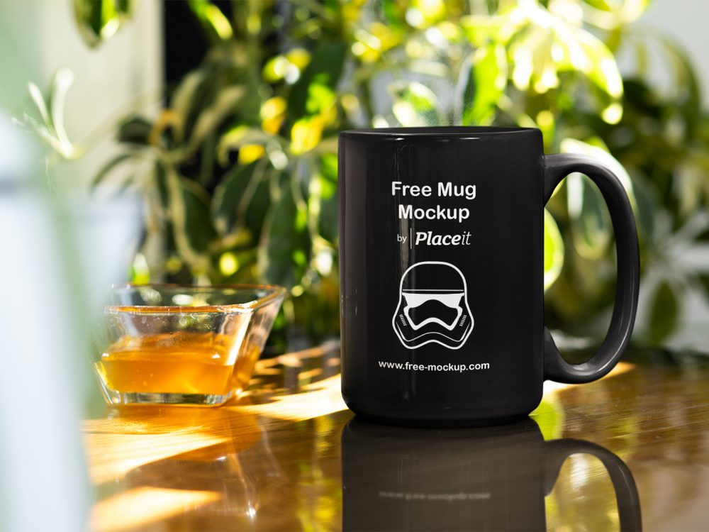 All mockups are smart object ready and available with changeable background. Free Mug Online Mockup Free Mockup