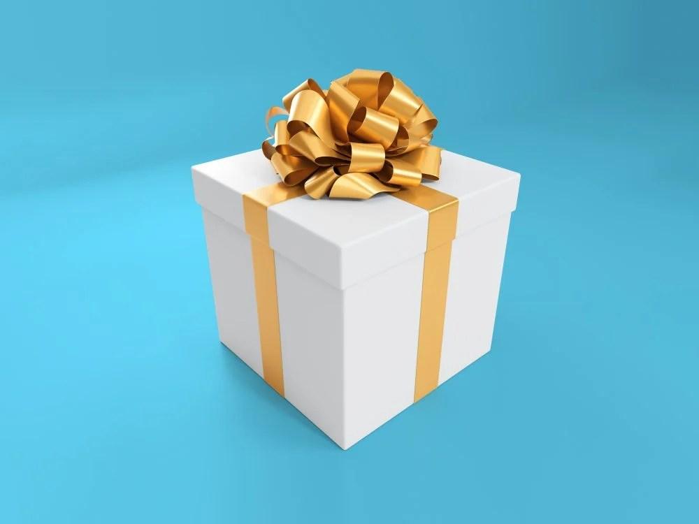 Download Gift Box Free Mockup | Free Mockup