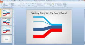 Create Sankey Diagrams in PowerPoint with Free Template