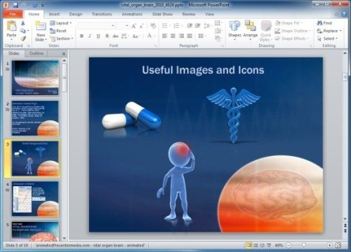 Free powerpoint clipart animation download wallpaper full wallpapers vital organ powerpoint template with brain scan animation free medical powerpoint templates medical clipart toneelgroepblik Images