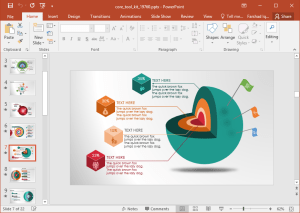 Animated Core Diagrams PowerPoint Template