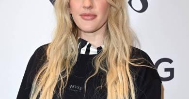 Il marito di Ellie Goulding, Caspar, condivide una rara foto di una cantante incinta