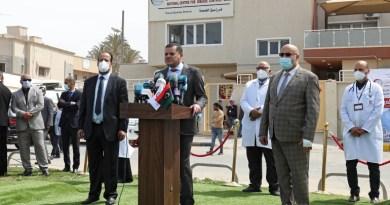 La Libia dà il via alla campagna di vaccinazione COVID-19 ritardata |  Notizie sulla pandemia di coronavirus