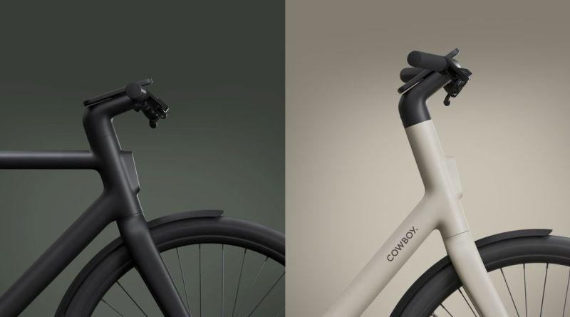La bici elettrica C4 migliorata di Cowboy viene lanciata insieme al primo modello step-through