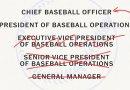 Erik Neander, Dayton Moore e l'inflazione del titolo esecutivo del baseball