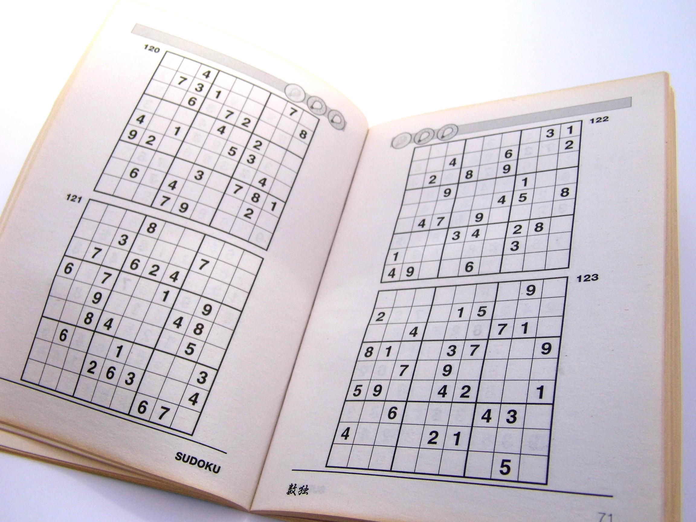 Sudoku Blank Worksheet