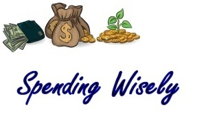 Spending wisely to save
