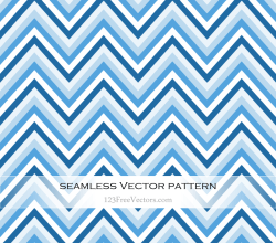 Blue Chevron Pattern Background Illustration