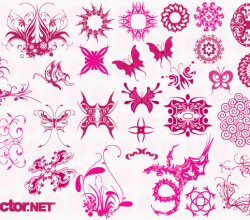 Tribal Vector Graphics