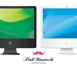 iMac Vector Free