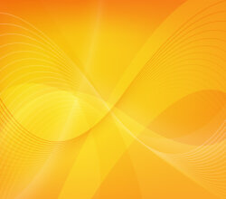 Abstract Orange Background Vector Free
