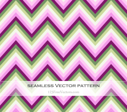 Colorful Zig Zag Pattern Background Download