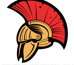 Vector Clip Art Ancient Helmet