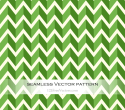Green Chevron Background