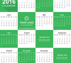 Free Calendar 2016 Download
