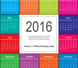 Download Calendar 2016 Free