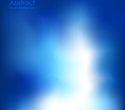 Blue Vector Background Free Download