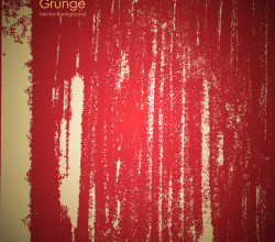 Red Grunge Background Free