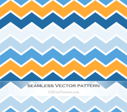 Chevron Vector Pattern Design
