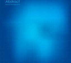 Free Abstract Blue Background Vector