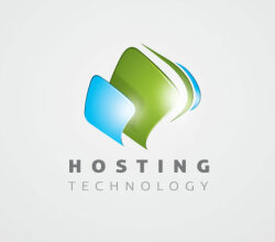 Hosting Logo Vector 01