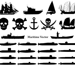 Maritime Free Vector