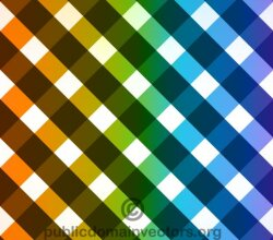 Checked Pattern Background Graphics