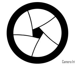 Vector Camera Iris