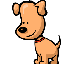 Cartoon Dog Illustration