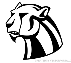 Panthera Vector Image