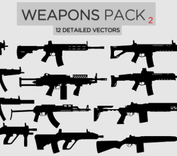Vector Weapons Pack Free-2