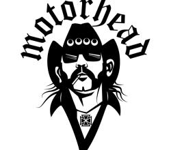 Lemmy Kilmister Vector Image