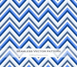Seamless Zigzag Vector Pattern