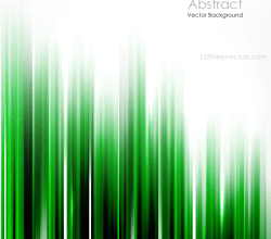 Free Abstract Green Straight Lines Background Vector Art