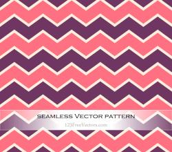 Vintage Zigzag Chevron Pattern Vector