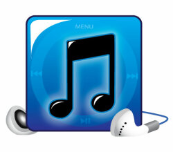 Vector Music Icon – iTunes Like