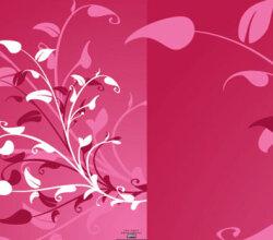 Vectorflower Decoration Background