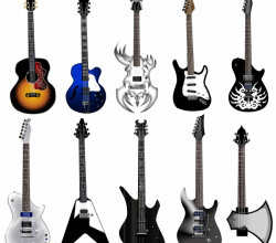 Guitar Vector Pack