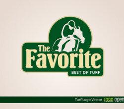 Free Turf Logo Vector
