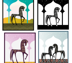 One Thousand Nights Vector