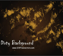 Dirty Vector Background