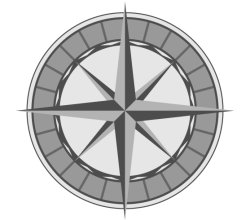 Free Compass Rose Vector