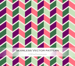 Zigzag Chevron Pattern Background
