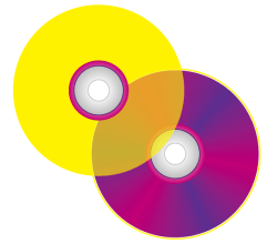 Vector Cd Disc