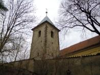 Kralupy nad Vltavou - Minice - kostel sv. Jakuba Většího