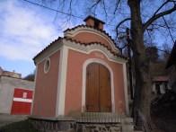 Kaplička v Zákolanech
