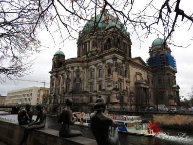 Berlínské dobrodružství: Berliner Dom