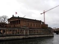 Berlínské dobrodružství: Alte Nationalgalerie